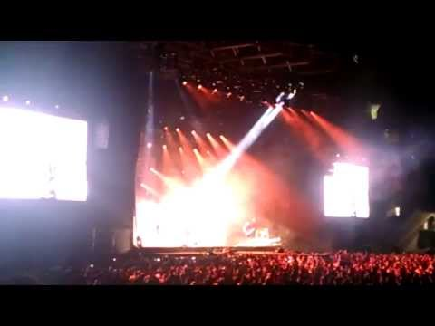 Muse - Citizen Erased live in São Paulo/Brazil 2015 (Drones World Tour)