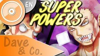 "ONE PIECE [OP21] ""Super Powers"" - (ENGLISH Cover) 