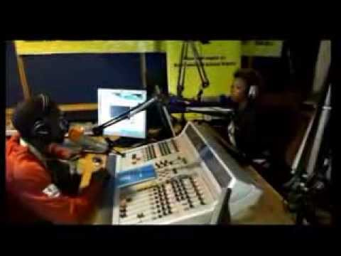Shillavee interview in QFM radio(KENYA)