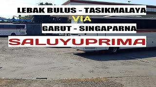 Naik Bis SALUYUPRIMA dari JAKARTA KE TASIK via Garut Singaparna