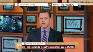 connectYoutube - Willie Geist's last Way Too Early on MSNBC