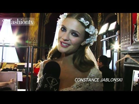 Zuhair Murad Couture FallWinter 201213: Reactions After the   Paris Couture FW  FashionTV