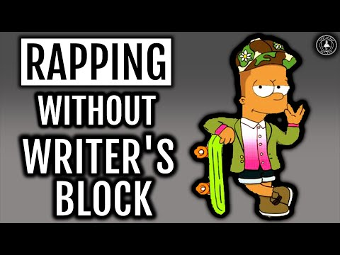 How To Write A Rap Song Without Getting Writer's Block (The Truth)