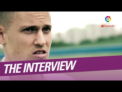 The interview: Marcos Llorente, Deportivo Alaves player