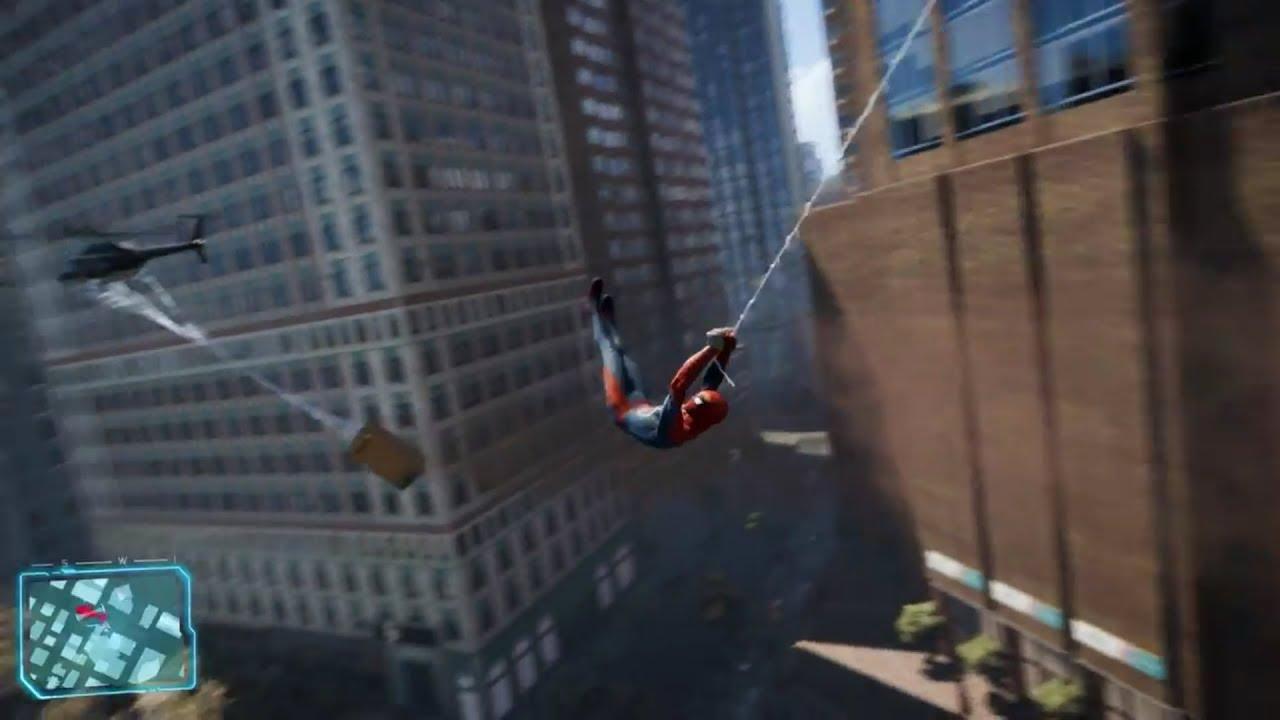 Spiderman Games - Free Spiderman Games