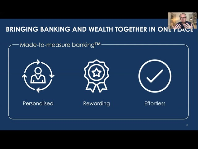 Arena International - Jeremy Takle speaks about a new banking model for the mass affluent