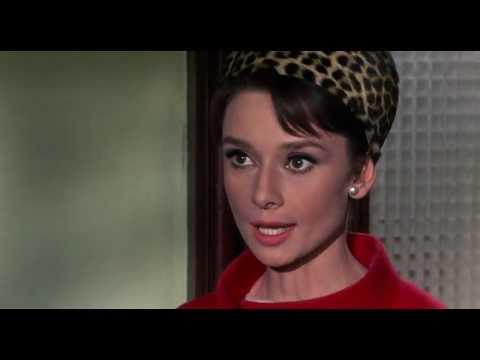 Charade (1963) Audrey Hepburn, Cary Grant.