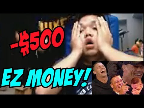 HOW TO LOSE $500 IN 26 MINUTES WOMBOXCOMBO STYLE!