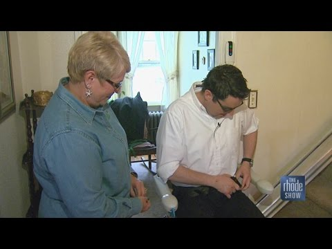Help loved ones get around easier with stairlift rental