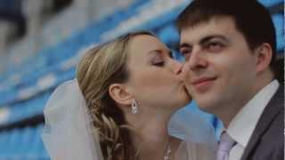 Свадьба Екатерины и Максима