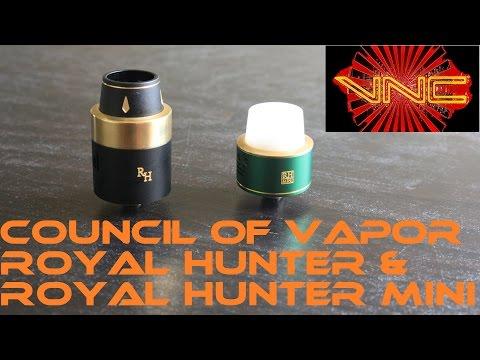 Royal Hunter & Royal Hunter mini Review