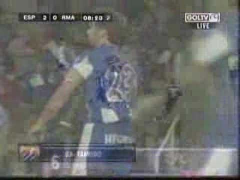 RCD Espanyol - Real Madrid 07-08: 2-1