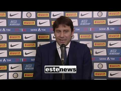 """Inter-Lazio 3-1, Conte: """"Primato deve essere punto di partenza. Conto su Eriksen"""""""