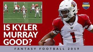 Can Kyler Murray Really Be A Fantasy Football Savior?