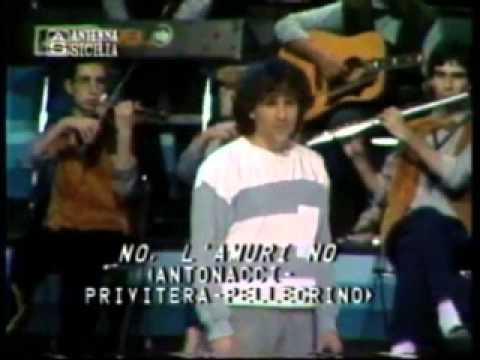Umberto - No L´amuri no (4° Festival Nuova Canzone Siciliana) (1983)
