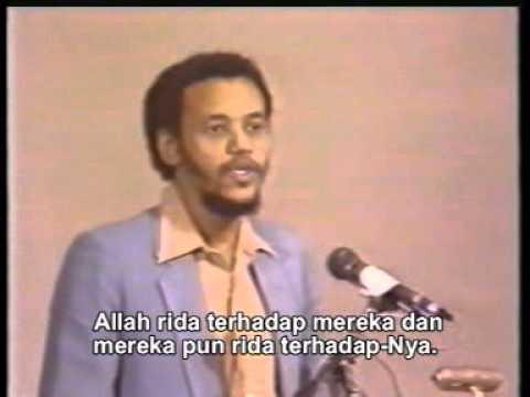 Ahmad Deedat -Jesus Beloved Prophet of Islam (Bahasa Indonesia) Bag.1- 3