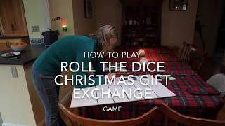 How To Play Roll The Dice Christmas Gift Exchange Game