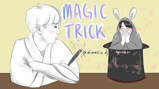 Baixar yoongi's magic trick??! | bts animation