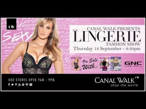 Win Tickets to The SA LINGERIE Fashion Show