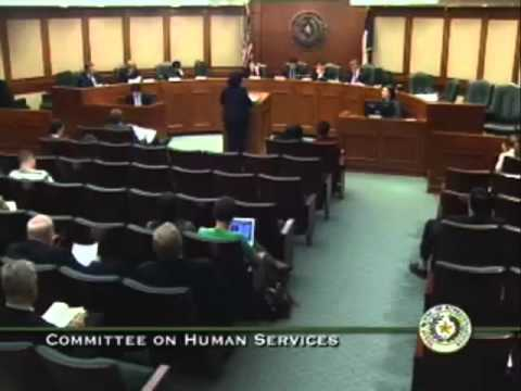 House Human Services - Rachel Cooper, CPPP, Talks SNAP - March 26, 2013