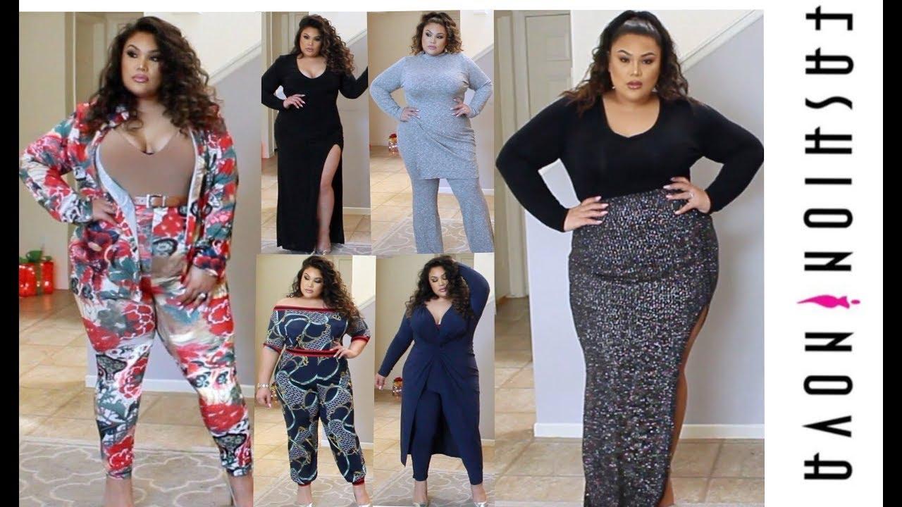 Slaying 2018 Fashion Nova Try On Haul Plus Size