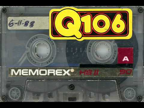 Q-106 - June 18, 1988, Side A