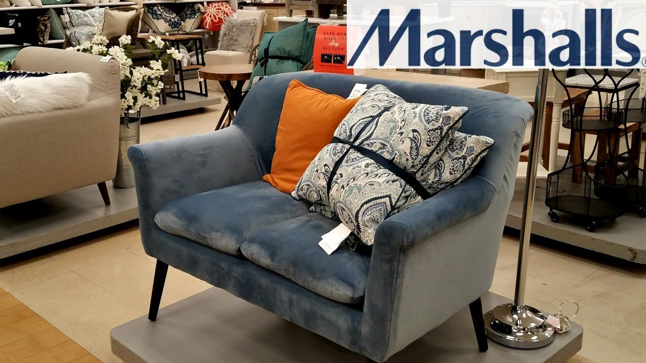 Shop With Me Marshalls Funiture Home Decor Ideas 2018 Youtube