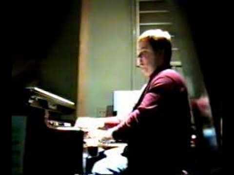 Hammond Organ - Skating Live Organ Music