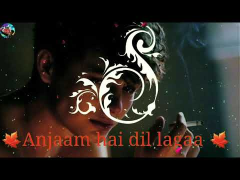 Kya Yehi Pyar Karne Ka Anjaam hai  Sad Whatsapp Status video