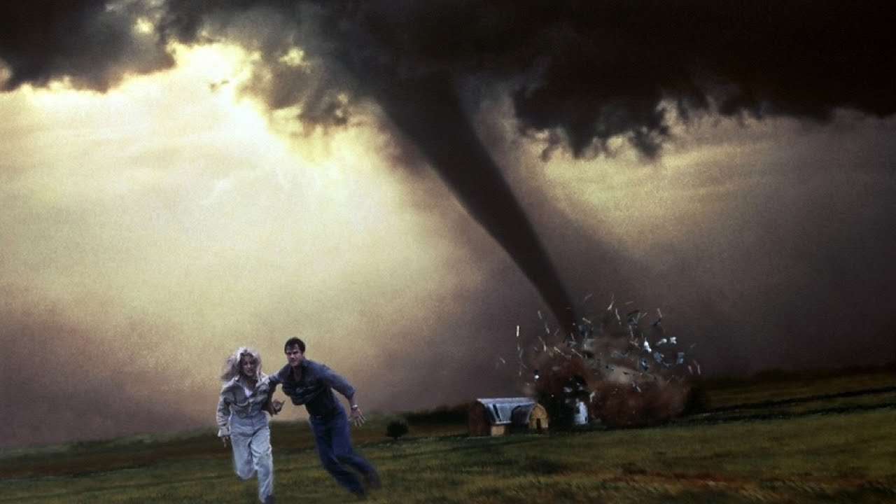 a summary of the movie twister Directed by jan de bont (speed) and released in 1996 at the dawn of the disaster movie revival, twister tells the story of a rag tag bunch of misfits who.