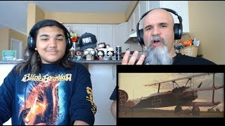 Sabaton - The Red Baron (Lyric) [Reaction/Review]