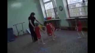 Детский сад «Жемчужинка» - лечебная физкультура ЛФК(Видео детского сада