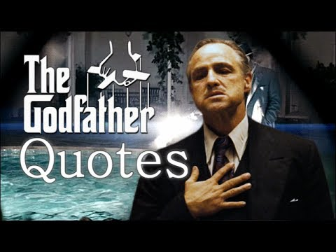15 Quotes from Life The Godfather Don Vito Corleone