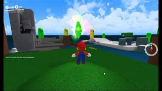 Super mario odyssey but its roblox
