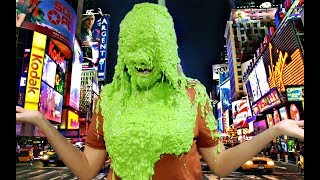Gorgeous Cali Girl Gets The Sliming Of Her Life!