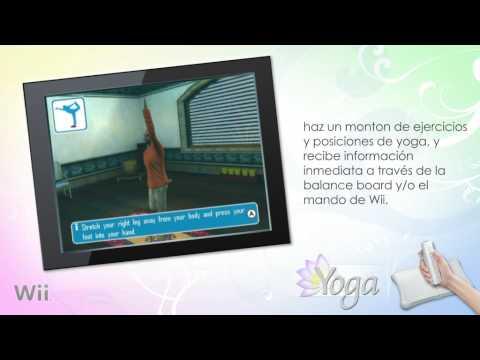 Yoga - Anja Rubik - Wii