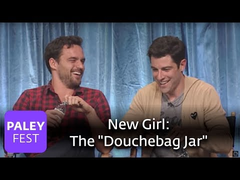 "New Girl - The Origin Of The ""Douchebag Jar"""