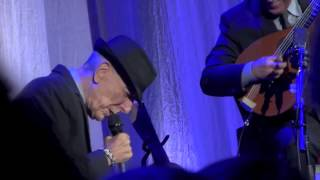 First we take Manhattan, Leonard Cohen (subtitulada en català)