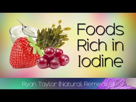 10 Foods Rich in Iodine (and Benefits)