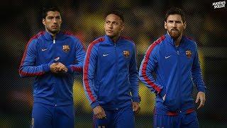 Lionel Messi · Luis Suárez · Neymar Jr - 2017 HD