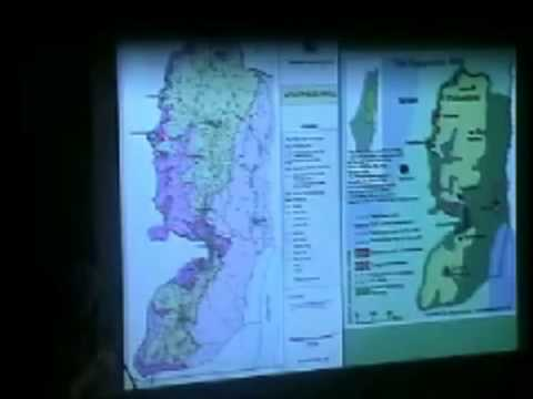 Water And Land Issues In The Israeli/ Palestinian Conflict