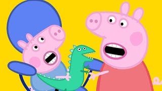 Peppa Pig Channel | Peppa Pig and George Go to the Dentist