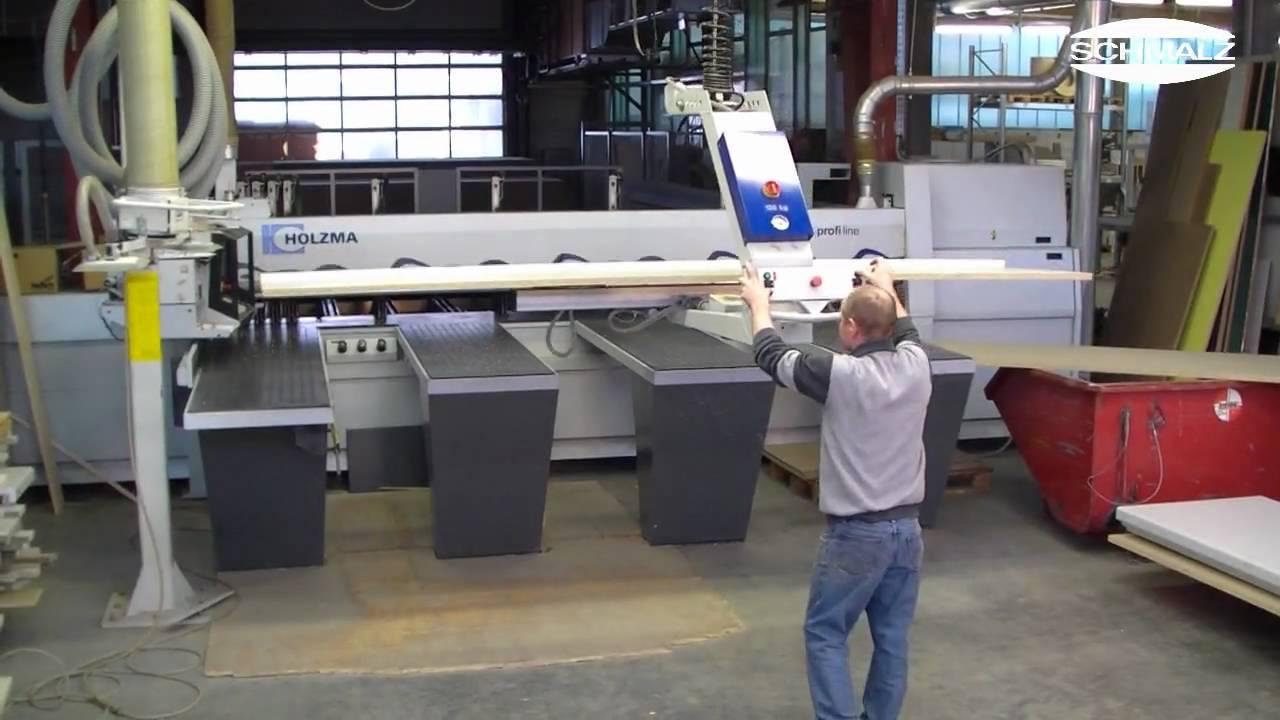 Vacuum Lifting Device Vacumaster Comfort Rotate Wooden