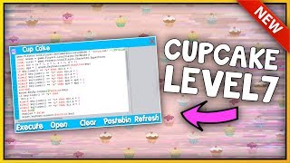 NEW ROBLOX EXPLOIT: CUPCAKE (PATCHED) UNRESTRICTED LEVEL 7 SCRIPT EXECUTOR [w/GETOBJECTS!]