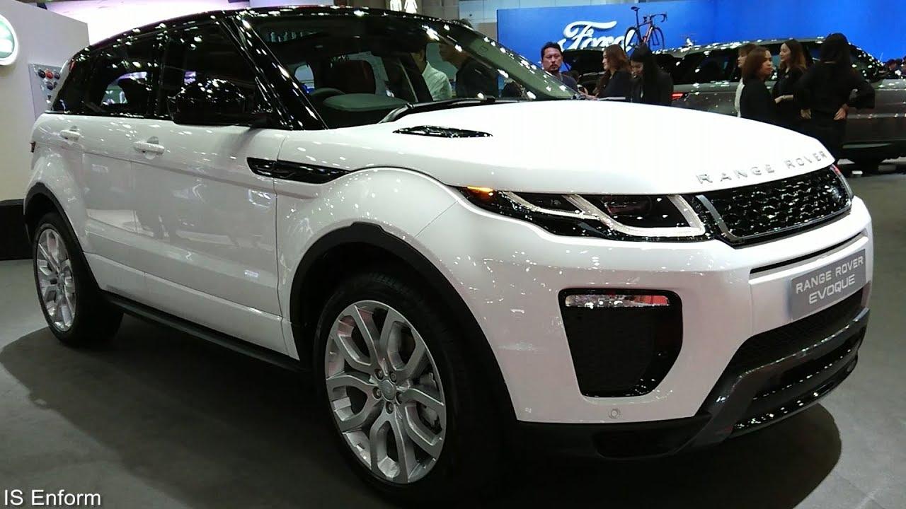 Range Rover Evoque phiên bản TD4 2.0 Ingenium Diesel HSE Dynamic