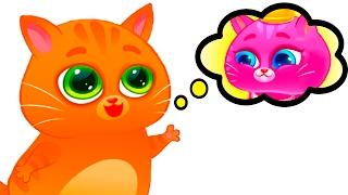 КОТЕНОК Катя и котик Макс с БУБУ! Сборник новых серий #ПУРУМЧАТА