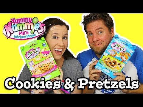 Yummy Nummies Mini Kitchen Magic - Pretzel & Cookies Maker