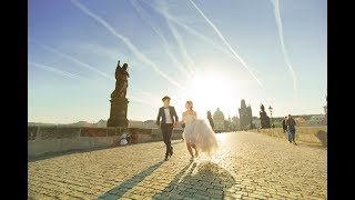 Prague Travel and Pre-Wedding Film 布拉格輕婚紗+旅拍MV