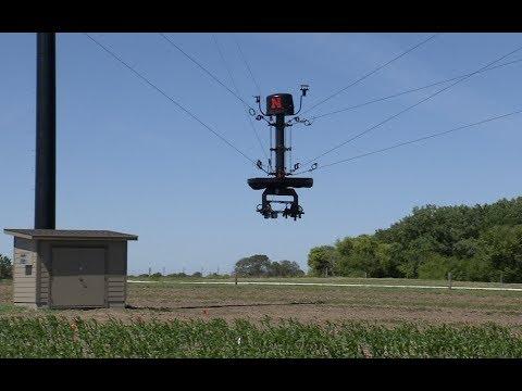 Nebraska Plant Phenotyping: Spidercam