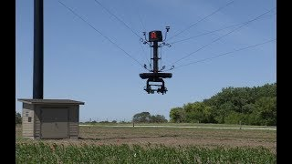 Nebraska Plant Phenotyping: Spidercam
